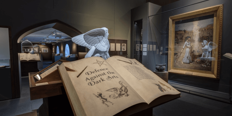 Harry Potter: A History of Magic now available online for free