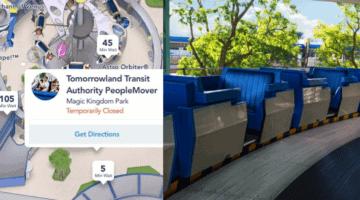 peoplemover ride closure