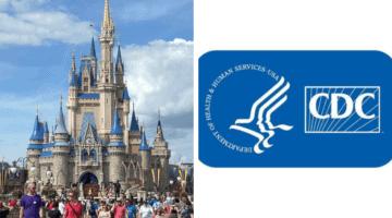 CDC Suggestion Disney Closure