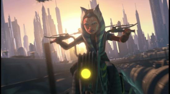 Ahsoka Tano Returns Star Wars Clone Wars