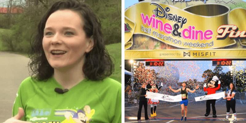 Runner Disney World Inspiration
