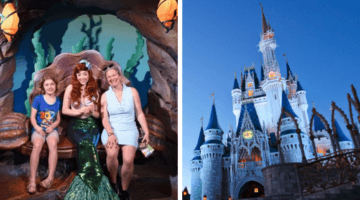 Family gets one day at Disney World before shutdown