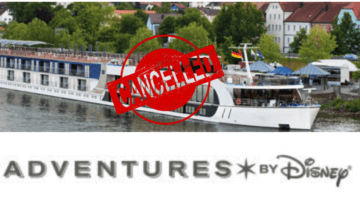 Adventures by Disney Cancels Trips Through May