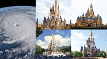 2020 Hurricane and Typhoon Season Disney Parks