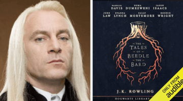 Jason Isaacs The Tales of Beedle the Bard Audible