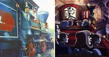 Walt Trains