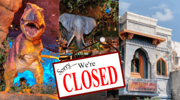 Landry's Restaurant employees put on furlough