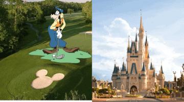 golf at disney world still open