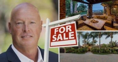 Bob Chapek Home for Sale