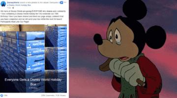 disney world scam