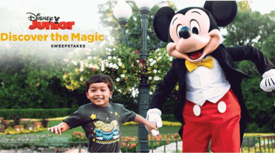 Walt Disney World Vacation Contest
