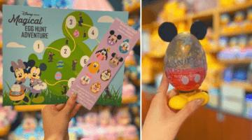 disney store egg hunt