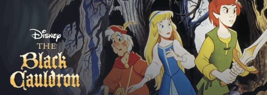 The Black Cauldron from Disney+