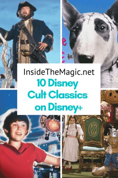 Disney Cult Classics