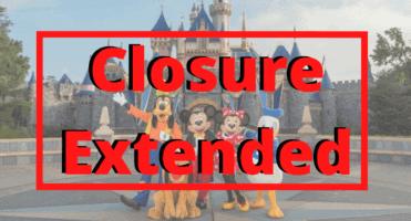 disneyland closure extended hero