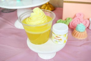 dole whip soap