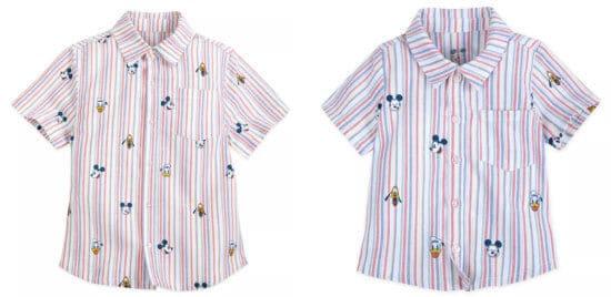 Boys Summer Fun shirts