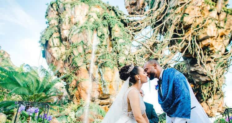Disney Pandora wedding