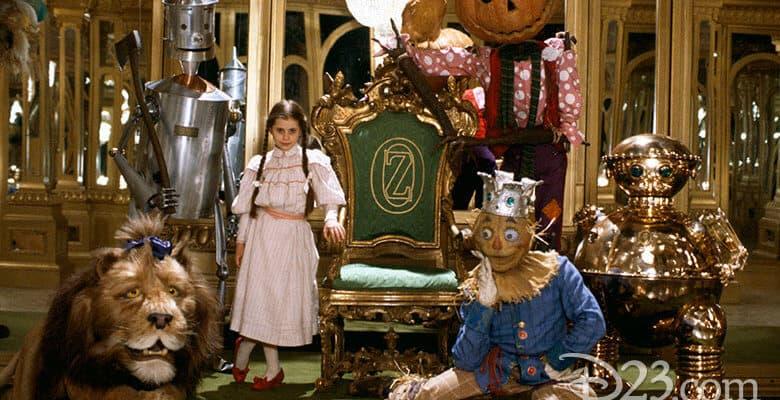 Return to Oz on Disney+