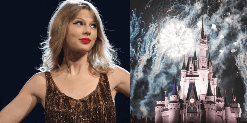 Taylor Swift Disney worker