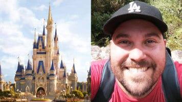 Cinderella castle Jeffrey Ghazarian