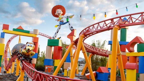 DHS Toy Story Land