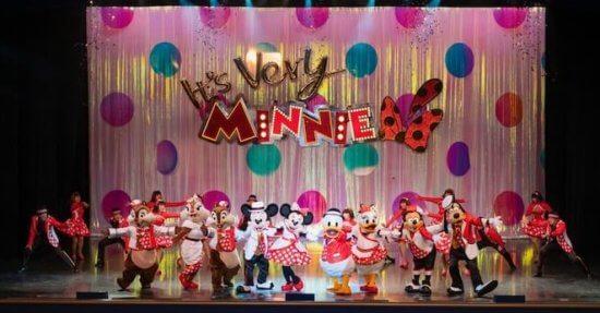 Very Very Minnie Tokyo Disney