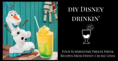 diy disney drinkin