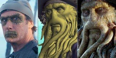 Bill Nighy Becoming Davy Jones