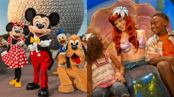 Disney World to Furlough Equity Actors