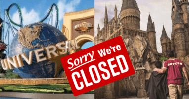 Universal Orlando reopening timeline