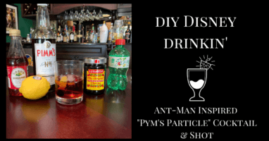 Marvel Anti-Man-themed Pym's Particle cocktail