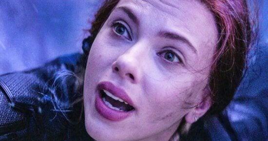 avengers endgame black widow death deleted scene