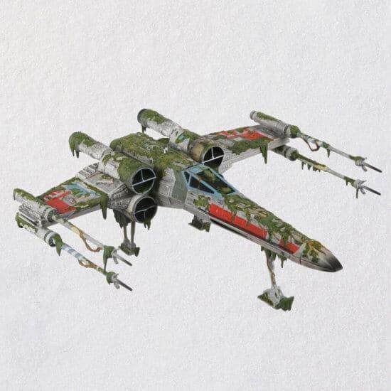 Keepsake Star Wars surprises TESB Xwing