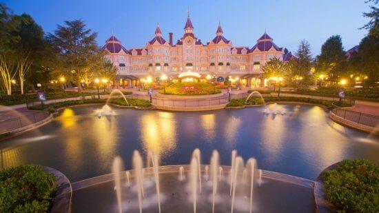 Disneyland Paris Floral Mickey