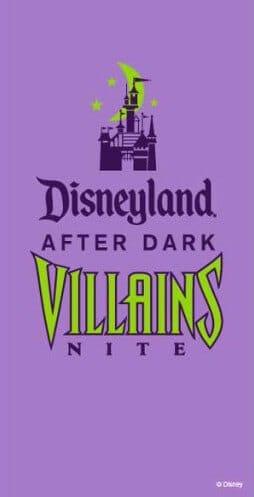 disney villains nite logo
