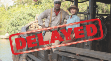 Jungle Cruise Movie Release Date Pushed to 2021