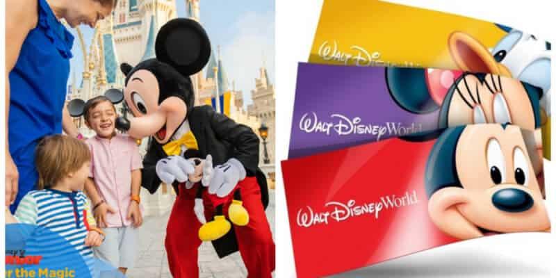 Disney Tickets Header