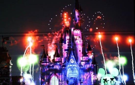 Disney Fireworks at Home LEGO4