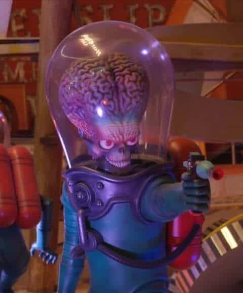 Virutally Visit Lost Vegas Martian
