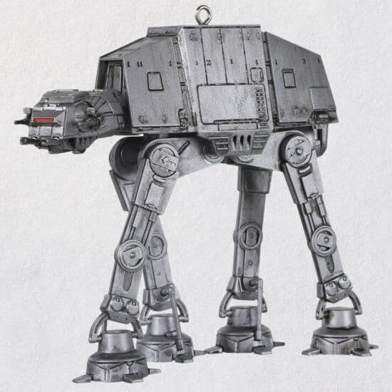 Keepsake Star Wars surprises AT-AT