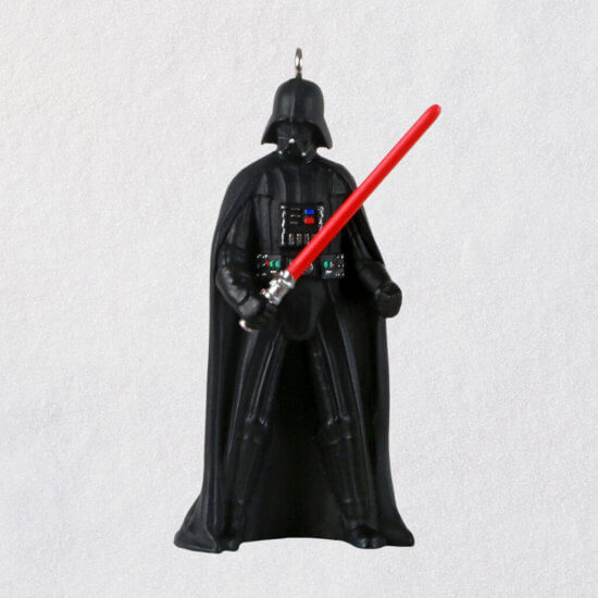 Keepsake Star Wars surprises mini Vader