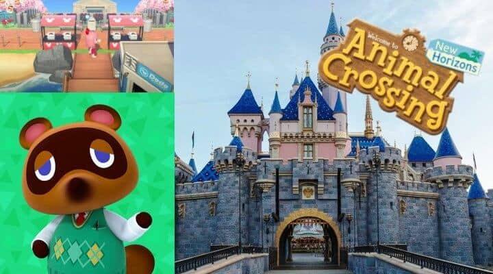 Animal Crossings Disneyland Header