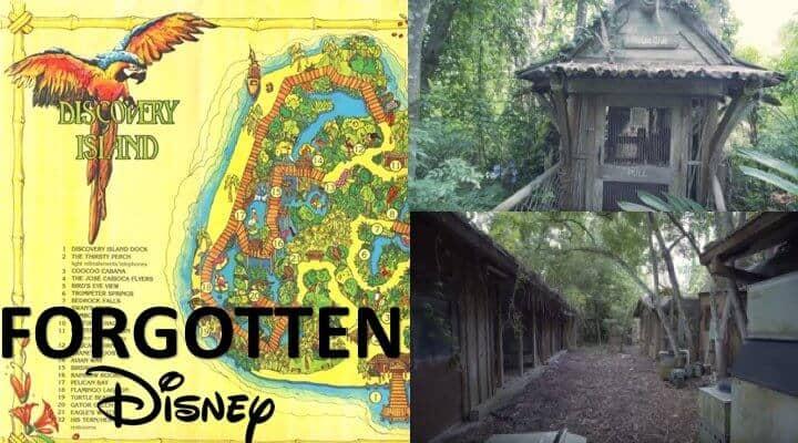Disney's Discovery Island