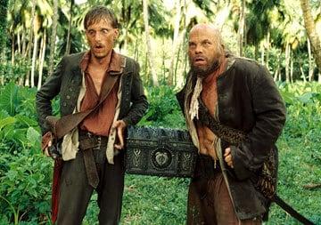 Pirates Pintel(right) and Ragetti(left), POTC Dead Man's Chest
