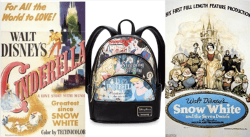 princess backpack header