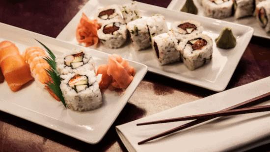 Tokyo Diningn sushi