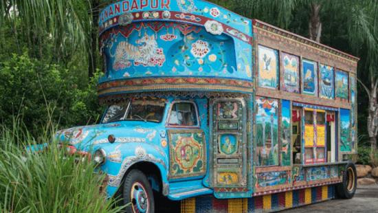 Anandapur Ice Cream Truck