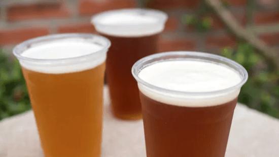 Thirsty River Bar & Trek Snacks beer