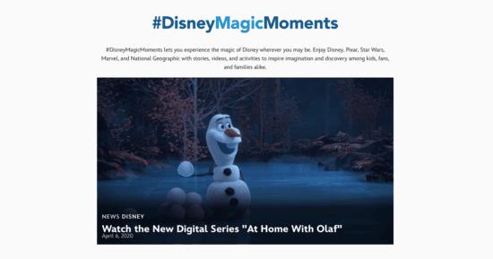 DisneyMagicMoments.com